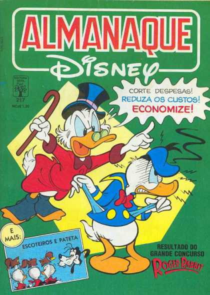 Almanaque Disney A1 Comix Comic Book Database