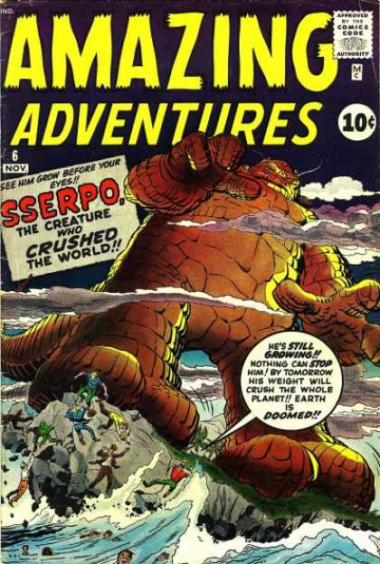 Amazing Adventures A1 Comix Comic Book Database