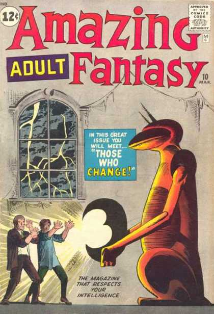 Amazing Fantasy A1 Comix Comic Book Database