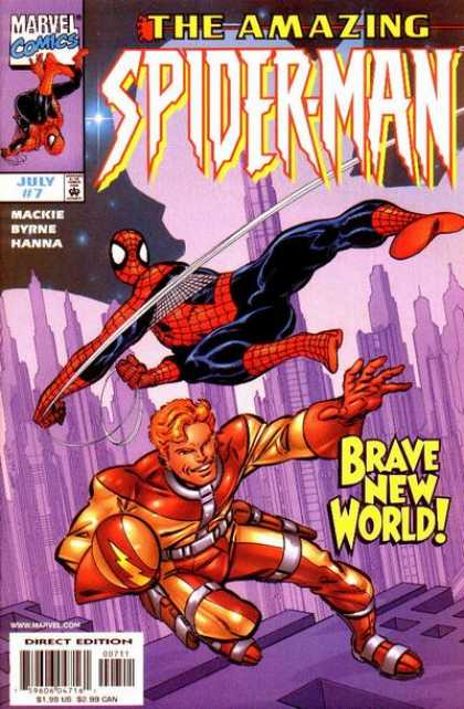Amazing Spider-Man 1999 A1 Comix Comic Book Database