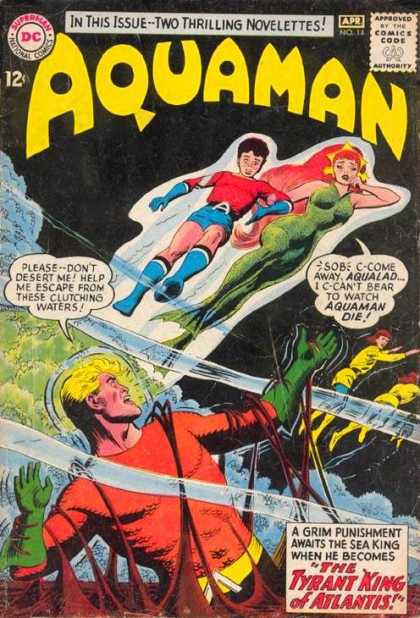 Aquaman A1 Comix Comic Book Database