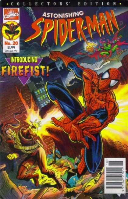 Astonishing Spider-Man A1 Comix Comic Book Database