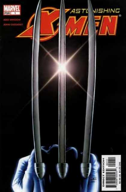 Astonishing X-Men A1 Comix Comic Book Database
