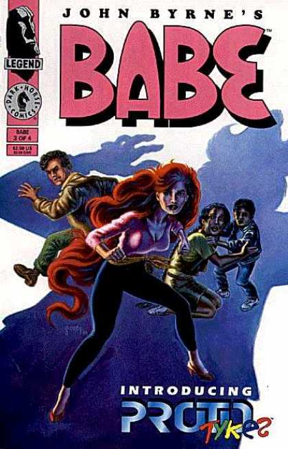 Babe A1 Comix Comic Book Database