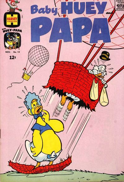 Baby Huey and Papa A1 Comix Comic Book Database