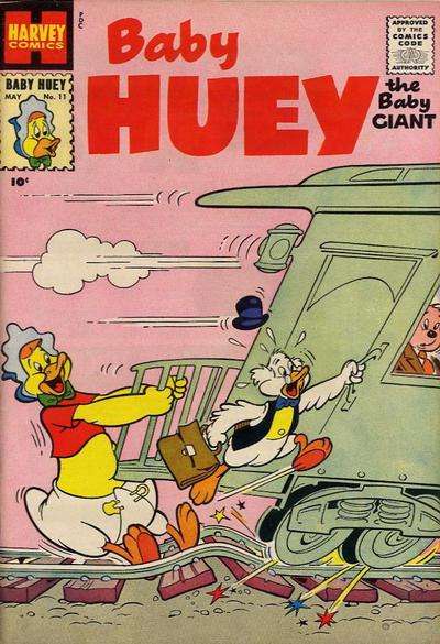 Baby Huey A1 Comix Comic Book Database