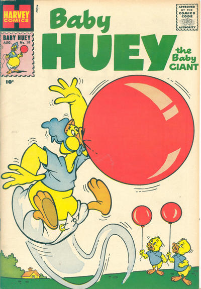 Baby Huey A1 Comix Comic Book Database