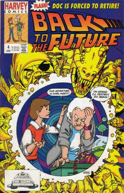 Back to the Future A1 Comix Comic Book Database