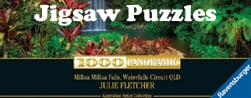 Huge assortment of jigsaw puzzles including 3 dimensional Puzz3D