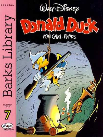 Barks Library A1 Comix Comic Book Database