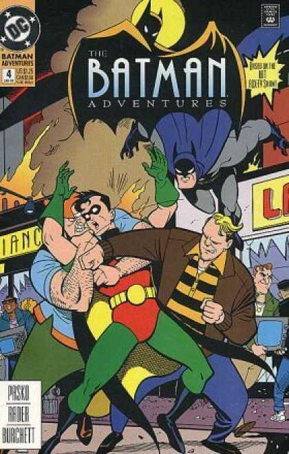 Batman Adventures A1 Comix Comic Book Database