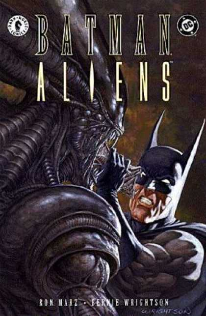 Batman Aliens A1 Comix Comic Book Database