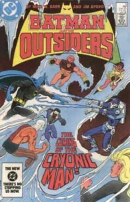 Batman and the Outsiders A1 Comix Comic Book Database