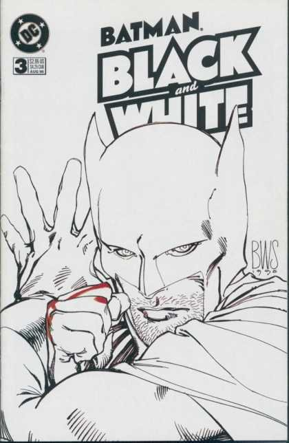 Batman: Black and White A1 Comix Comic Book Database