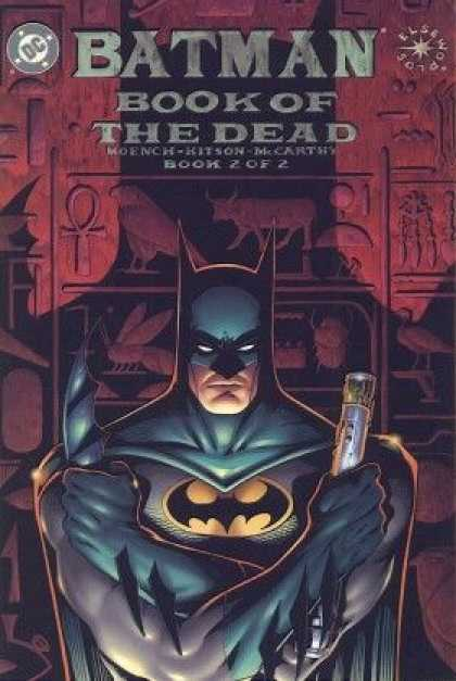Batman: Book of the Dead A1 Comix Comic Book Database