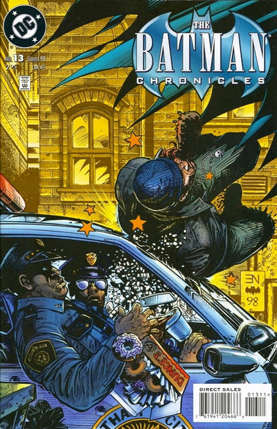 Batman Chronicles A1 Comix Comic Book Database