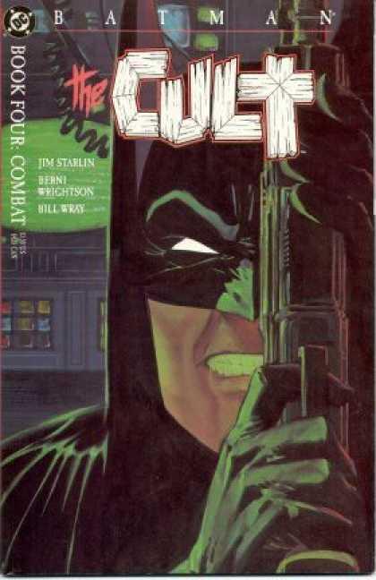Batman Cult A1 Comix Comic Book Database