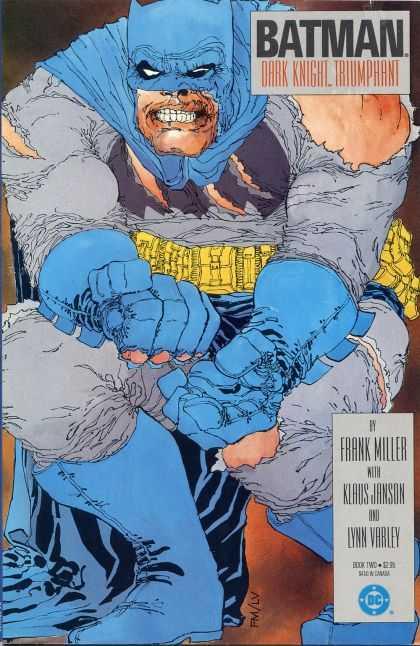 Batman: Dark Knight Returns A1 Comix Comic Book Database