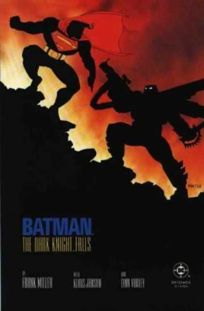 Batman: Dark Knight Returns A1 Comix Comic Book Database