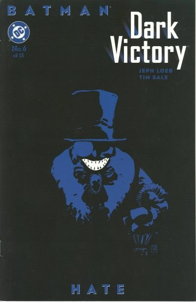 Batman Dark Victory A1 Comix Comic Book Database