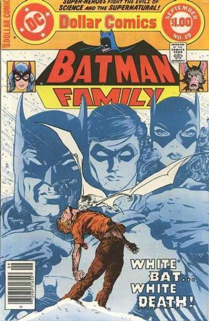 Batman Family A1 Comix Comic Book Database