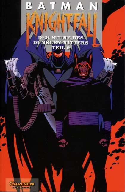 Batman (Germany) A1 Comix Comic Book Database