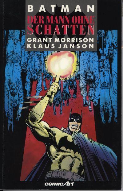 Batman (Germany) A1 Comix Comic Book Database