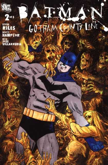 Batman Gotham County Line A1 Comix Comic Book Database