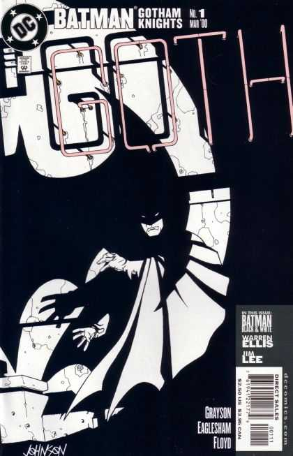 Batman Gotham Knights Comic Book Back Issues by A1 Comix