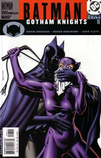 Batman Gotham Knights A1 Comix Comic Book Database