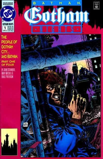 Batman Gotham Nights Comic Book Back Issues by A1 Comix