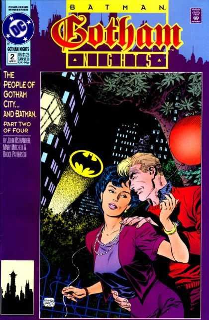 Batman Gotham Nights A1 Comix Comic Book Database