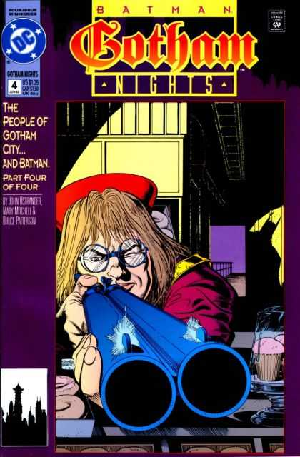 Batman Gotham Nights A1 Comix Comic Book Database