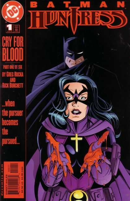 Batman Huntress A1 Comix Comic Book Database
