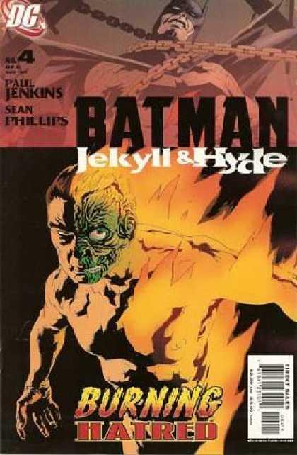 Batman: Jekyll & Hyde A1 Comix Comic Book Database