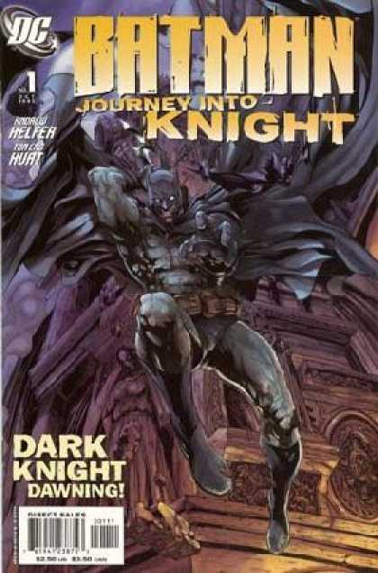 Batman: Journey Into Knight Comic Book Back Issues of Superheroes by A1Comix