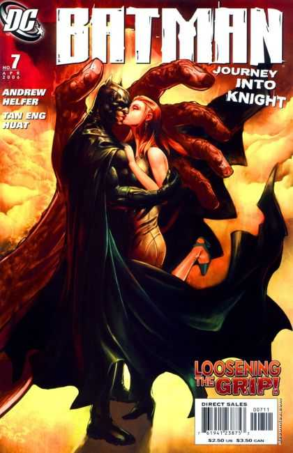 Batman: Journey Into Knight A1 Comix Comic Book Database