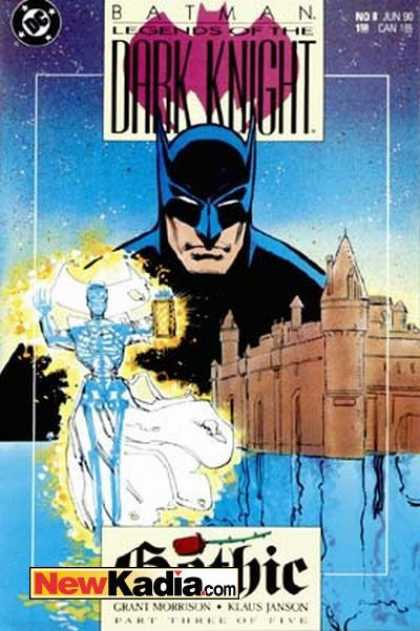 Batman: Legends of the Dark Knight A1 Comix Comic Book Database