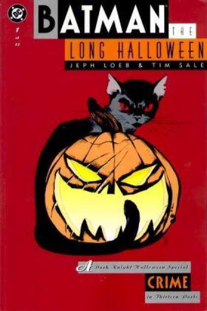 Batman: The Long Halloween Comic Book Back Issues by A1 Comix