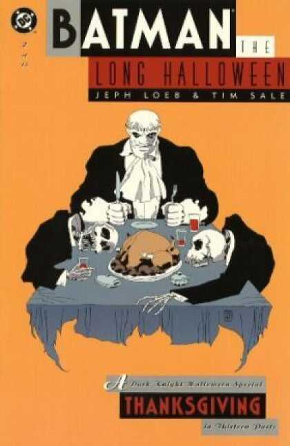 Batman: The Long Halloween A1 Comix Comic Book Database