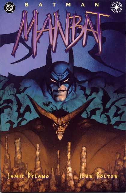 Batman: Manbat A1 Comix Comic Book Database