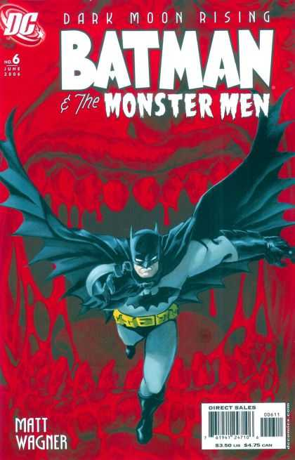 Batman & the Monster Men A1 Comix Comic Book Database