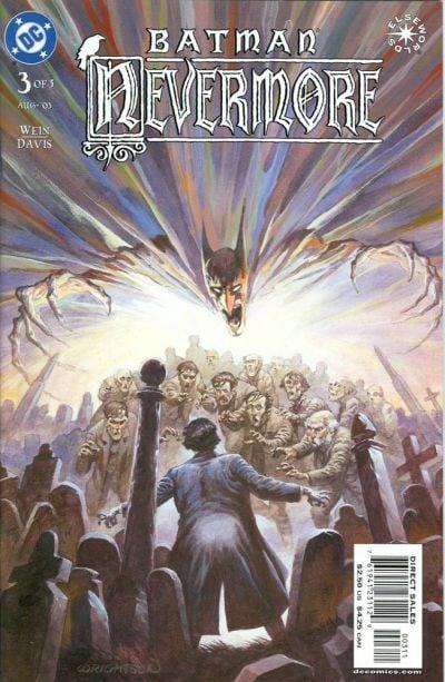 Batman: Nevermore A1 Comix Comic Book Database