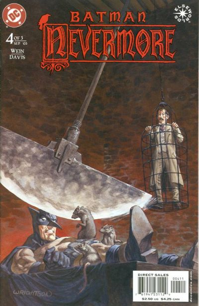 Batman: Nevermore A1 Comix Comic Book Database