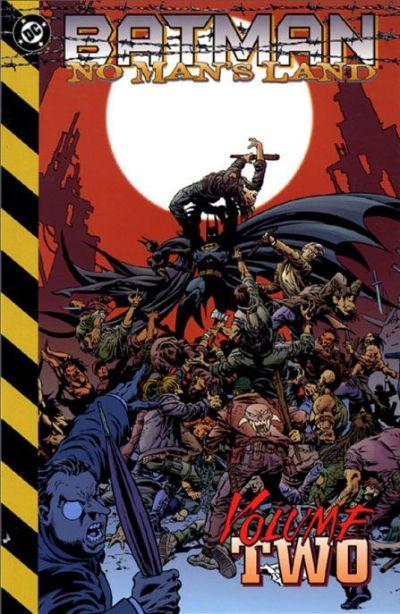 Batman: No Man's Land A1 Comix Comic Book Database