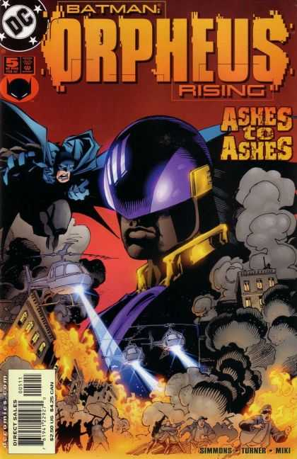 Batman: Orpheus Rising A1 Comix Comic Book Database