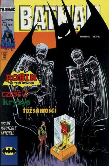 Batman (Poland) A1 Comix Comic Book Database