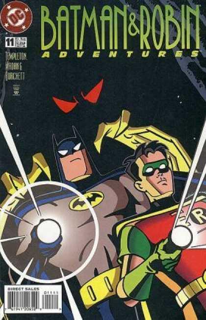 Batman & Robin Adventures A1 Comix Comic Book Database