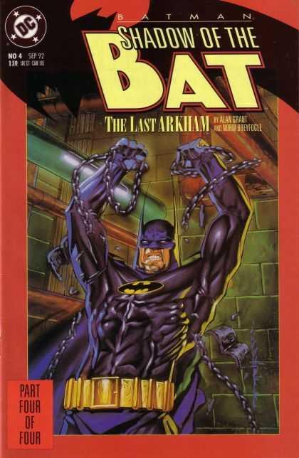 Batman: Shadow of the Bat A1 Comix Comic Book Database