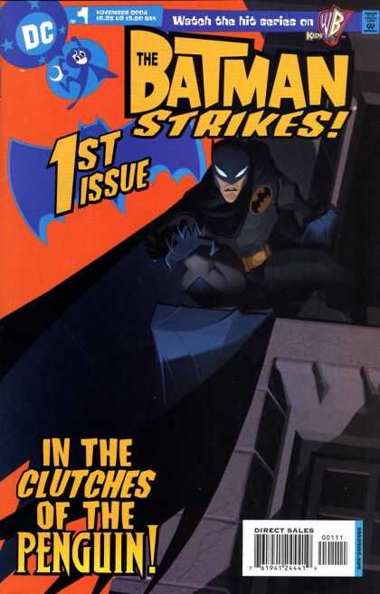 Batman Strikes Comic Book Back Issues by A1 Comix